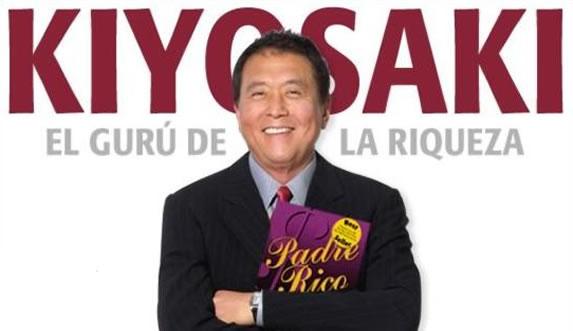 Robert Kiyosaki, éxito financiero